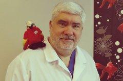Gydytojas otorinolaringologas Evaldas Butkus