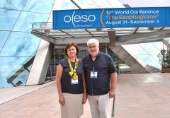 OESO kongresas. 2015 metai