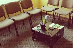 Klinikos laukiamasis